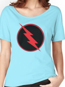 Reverse Flash Women's Relaxed Fit T-Shirt
