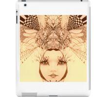 A beautiful mind iPad Case/Skin