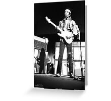 Jimi Hendrix Experience @ Maple Leaf Gardens  Greeting Card