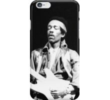 Jimi Hendrix Experience @ Maple Leaf Gardens  iPhone Case/Skin