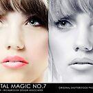 Digital Magic Series No 7  by Rebecca Richardson