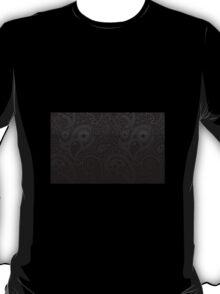black paisley T-Shirt