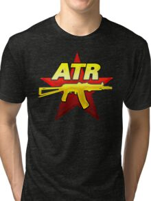 Atari Teenage Riot Tri-blend T-Shirt