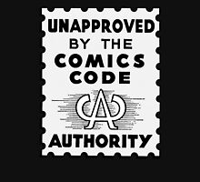 Unapproved by the Comics Code - Dark History edition Unisex T-Shirt