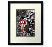 Kyoto Eternelle Framed Print