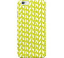 Lime Knots iPhone Case/Skin