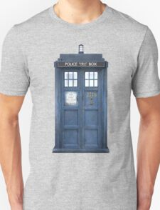 221b is Bigger on the Inside T-Shirt