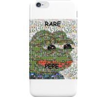 Rare Pepe - Frog Meme Compilation iPhone Case/Skin