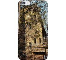 The Old Mill In The Countryside iPhone Case/Skin