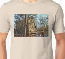 The Old Mill In The Countryside Unisex T-Shirt