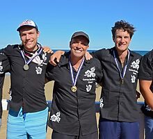 Lorne 31, Gold, Open Men, VICS by Andy Berry