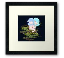 Moonchildren Framed Print