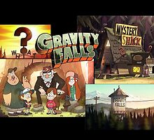 Gravity Falls by Archer23