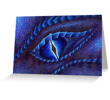 Saphira Greeting Card