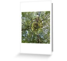 Treescape Greeting Card