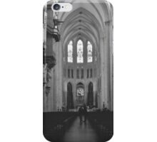 Looking up in Awe iPhone Case/Skin