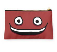 Smileyface- red Studio Pouch