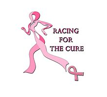 Racing for the Cure Pink by meetmaria
