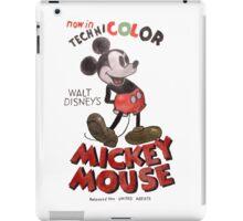 Mickey Mouse iPad Case/Skin