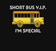 Funny Short Bus V.I.P Unisex T-Shirt