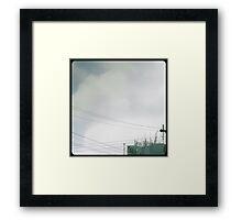 Melbourne's squares 02 Framed Print