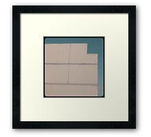 Melbourne's squares 03 Framed Print