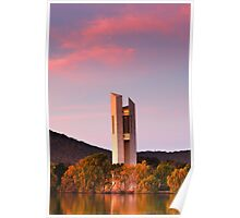 The National Carillon Poster