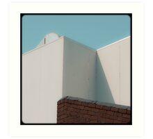 Melbourne's squares 04 Art Print