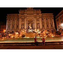 Trevi cleaners Photographic Print