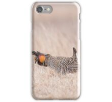 Prairie Chicken 1-2015 iPhone Case/Skin