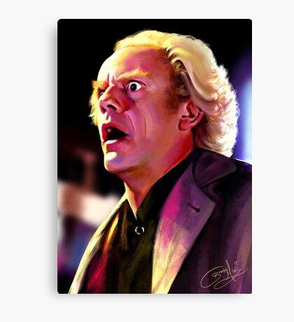 Great Scott! Canvas Print