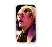 Great Scott! Samsung Galaxy Case/Skin