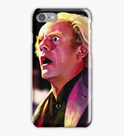 Great Scott! iPhone Case/Skin