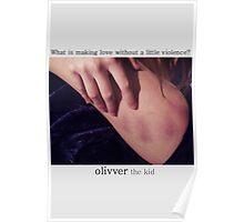 olivver keep it sacred Poster
