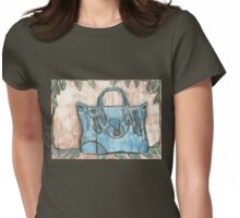Just In Time For Spring:-) Womens Fitted T-Shirt