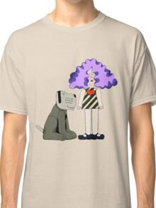 Crystal Tipps and Alistair Classic T-Shirt