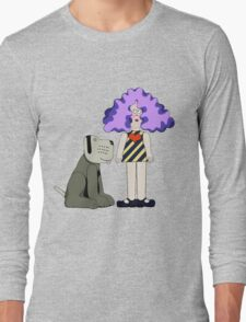 Crystal Tipps and Alistair Long Sleeve T-Shirt