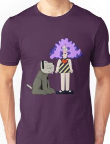 Crystal Tipps and Alistair Unisex T-Shirt