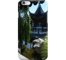Chinese Gardens iPhone Case/Skin