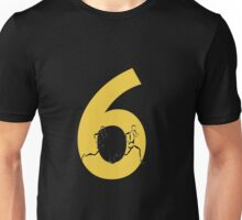 Running Through The Six Unisex T-Shirt