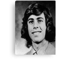 Young Jerry Seinfeld Canvas Print