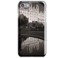 Reflecting Windsor  iPhone Case/Skin