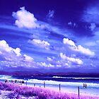 Byron Beach by John Violet