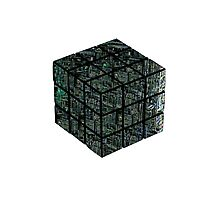 Ruborgs Cube Photographic Print
