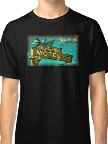 Motel Sign Route 66 Classic T-Shirt