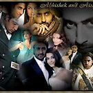 Abhishek and Aishwarya Bachchan by intensual