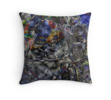 Trike Throw Pillow