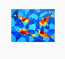Joy Fish -Abstract painting Unisex T-Shirt