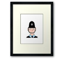 PC McGarry Number 452  Framed Print