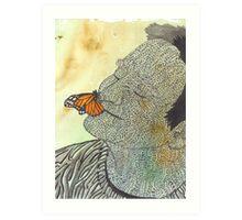robin williams Art Print